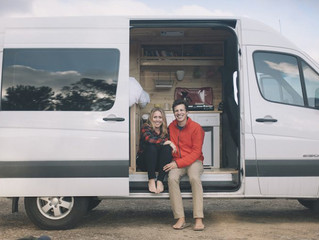 A couple thought they were too old for #vanlife. Boy, were they...