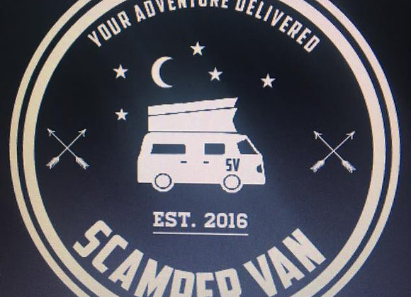 New Scamper Sticker
