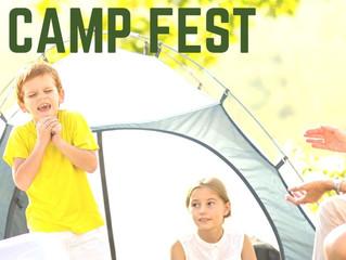 Backyard Camp Fest
