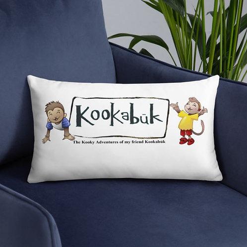 Long Kookabuk Pillow