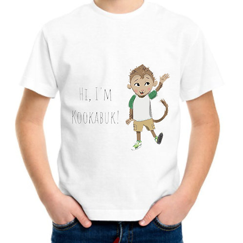 Hi, I'm Kookabuk T-Shirt