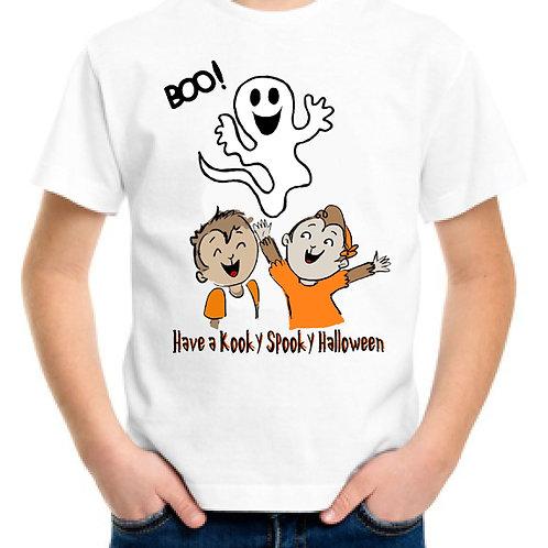 Kooky Spooky Halloween T-Shirt