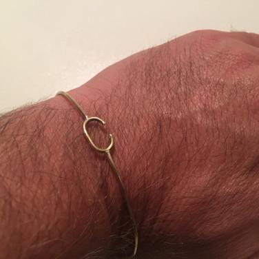 Handmade Letter Bracelet
