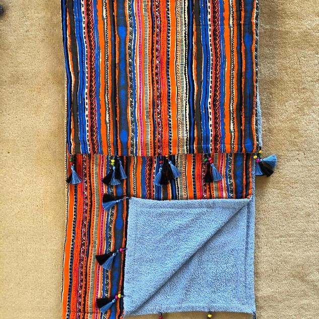 Handmade Striped Towel