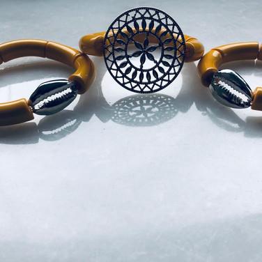 Handmade Light Brown Bracelets