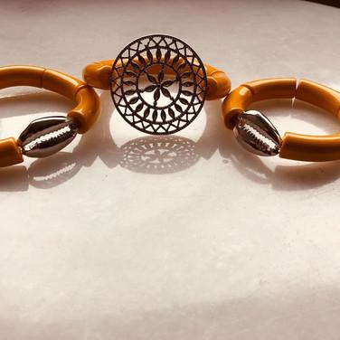 Handmade Brown Bracelets