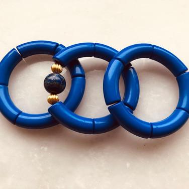 Handmade Blue Bracelets