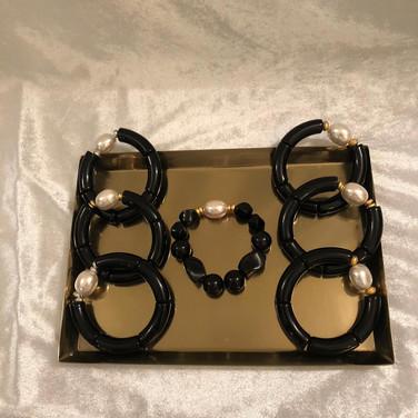 Handmade Black Bracelets