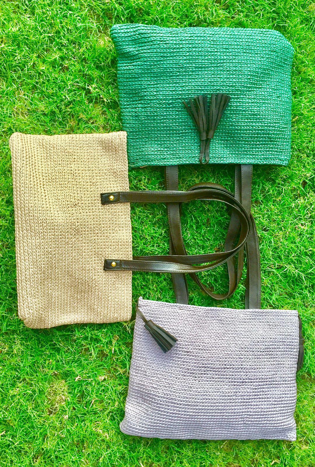 Handmade Colorful Bags