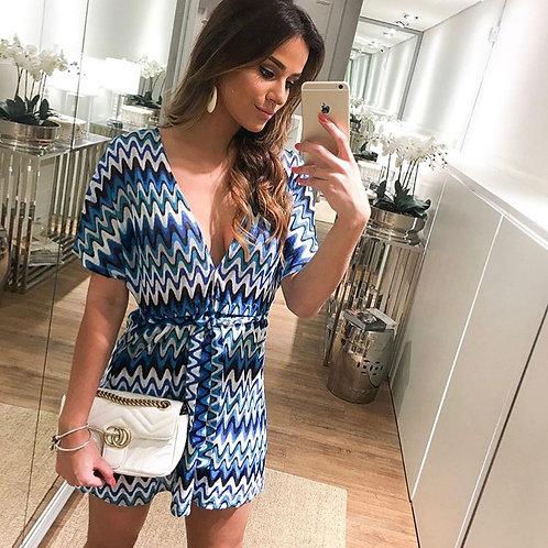 Vestido Missoni Inspired