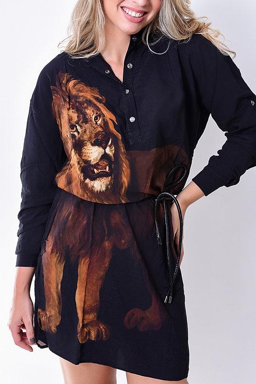 Vestido Leão