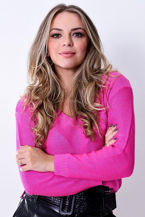 Blusa Thai Pink