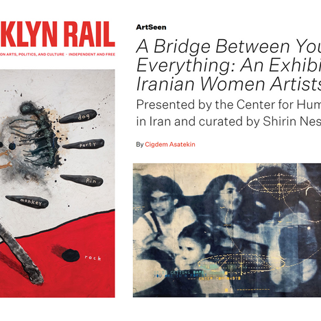Brooklyn Rail Review, 2019