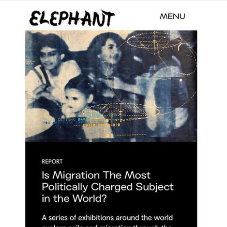 Elephant Magazien, Dec 2019