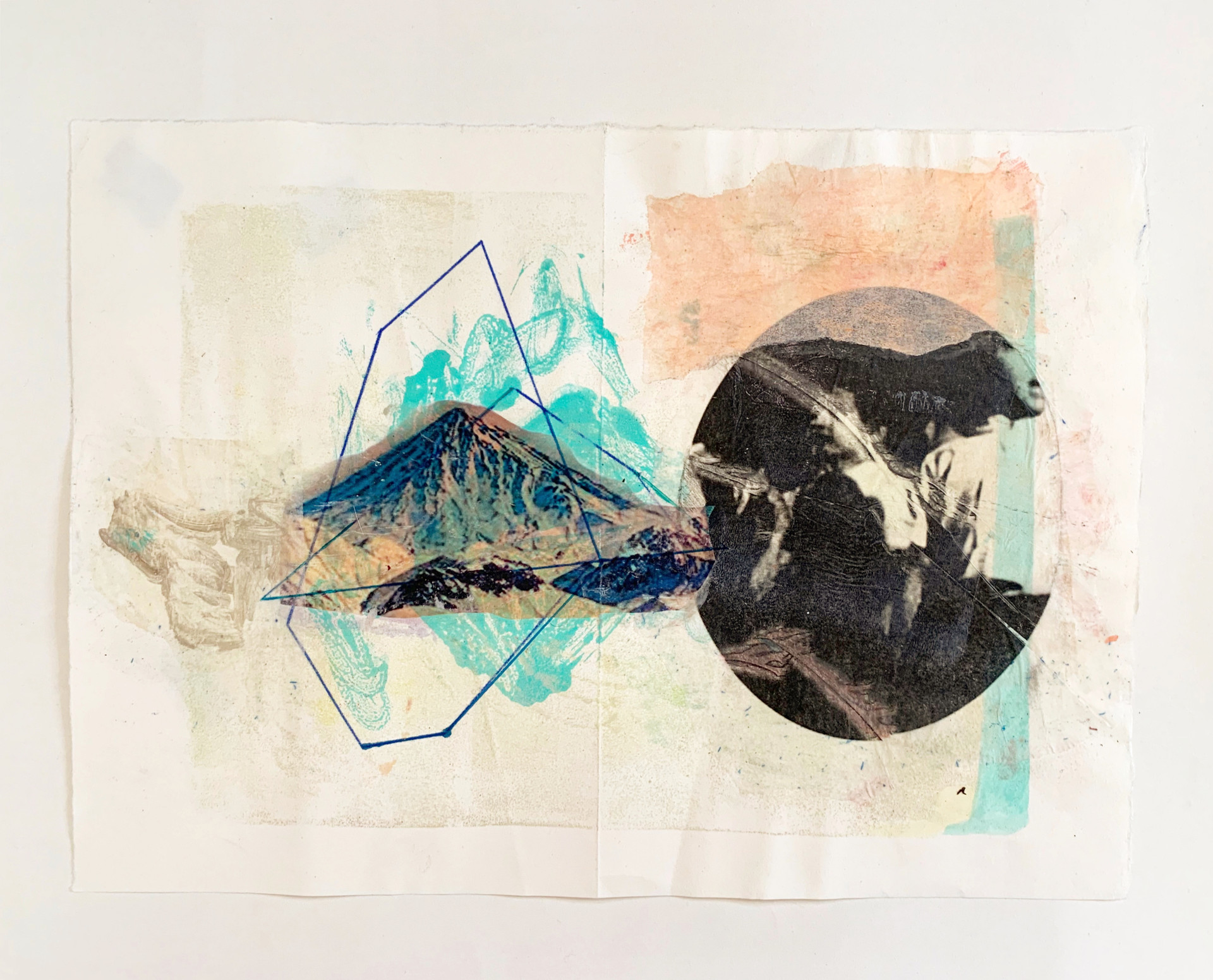 Untittled (Study for Hum with Damavand & Kids)