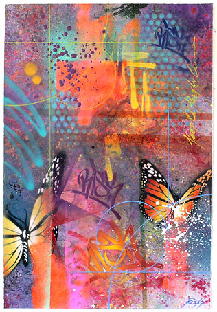 Tag Butterfly 3