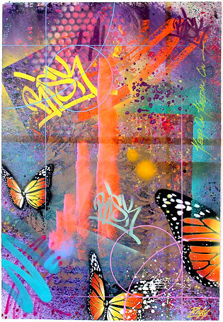 Tag Butterfly 1