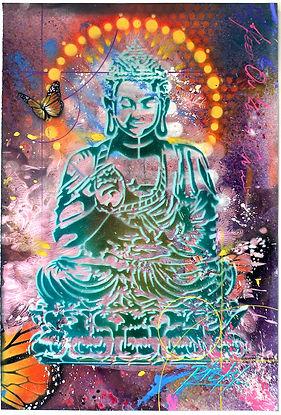Small Buddha 3
