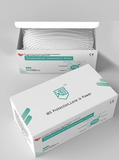 Anti-Bacterial Disposable Mask