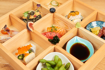 Bento Box - Sushi Box