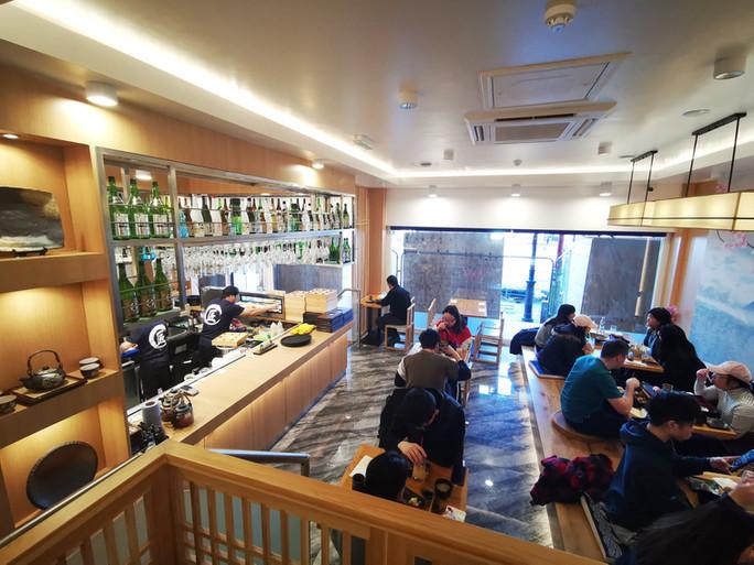 Takumi Restaurant - Interior