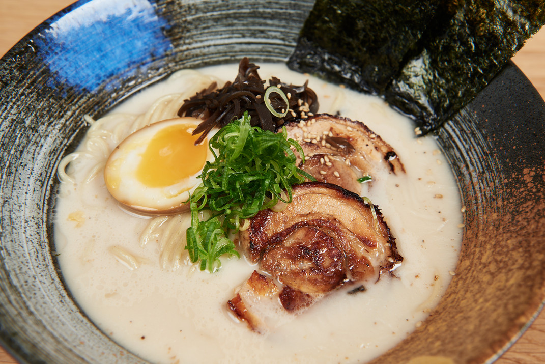 Ramen Noodles - Tonkotsu