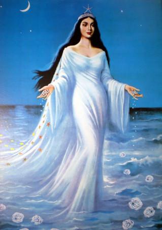 Iemanjá, o Orixá dos Mares, da Fecundidade e Geração