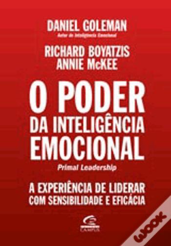 Livro O Poder da Inteligência Emocional - Daniel Goleman