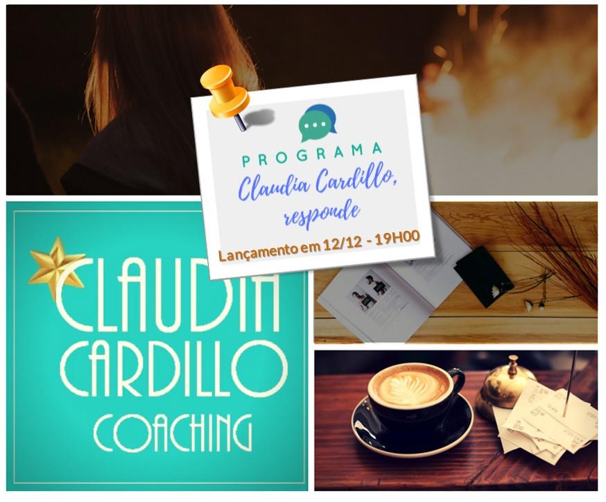Programa Claudia Cardillo, responde por Claudia Cardillo - Spiritual Coaching