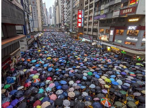 HONG KONG E LO SCOPPIO DI UNA CRISI: STORIA, FATTI E ULTIMI AGGIORNAMENTI