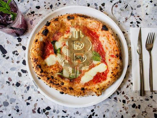 Oggi è il Bitcoin Pizza Day