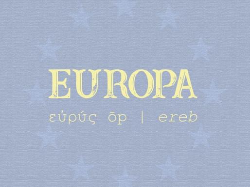 Europa, siamo davvero consci del suo significato ?