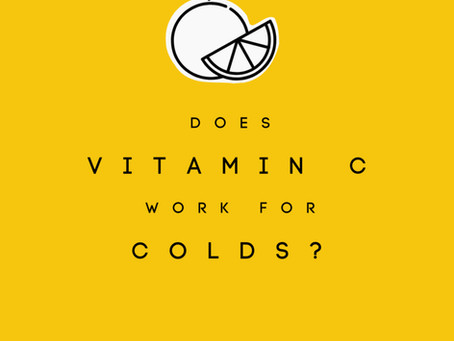 Do Vitamin C Supplements Help with the Common Cold?