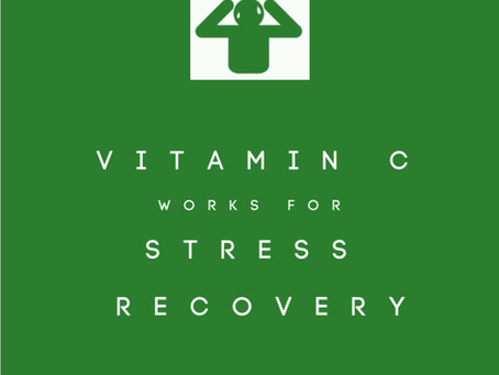 Vitamin C Helps You Recover More Quickly from Stress