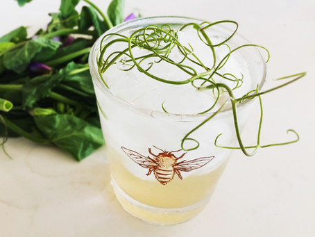 Sweet Pea: Market to Glass Cocktail Recipe