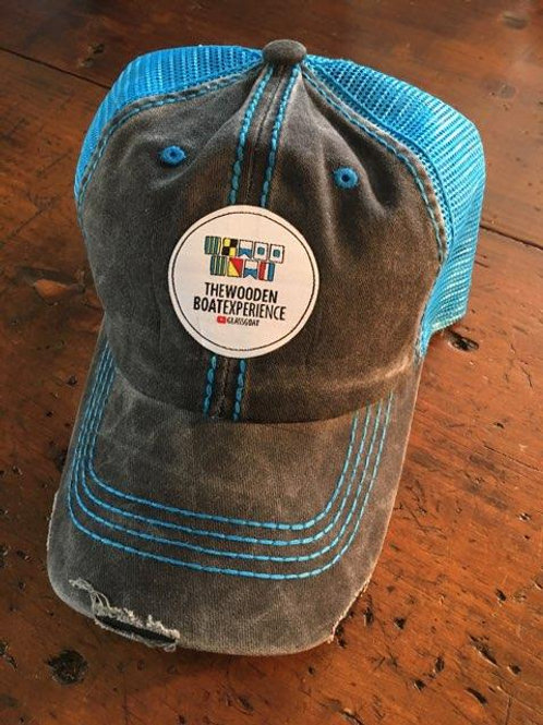 Wooden Boat Experience Patch Hat