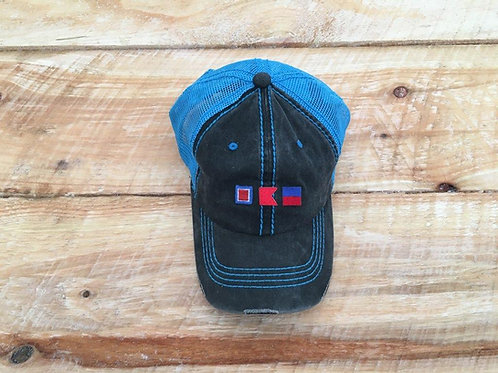 Wooden Boat Experience Signal Flag Hat