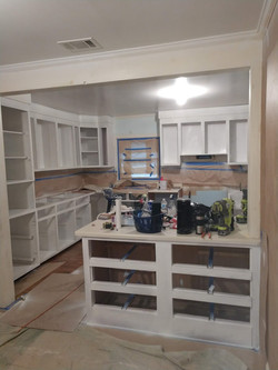 Simmons Kitchen Before