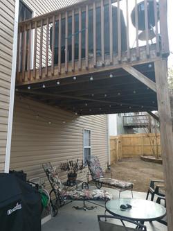 Lanter Deck Before