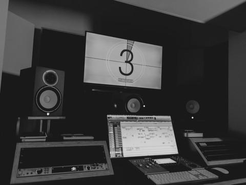 pós-produção de som