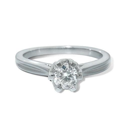 Diamantring forlovelsesring Sitara 0,35 ct W-Si