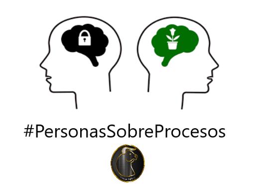 8va Cápsula: Medición Madurez Ágil   Personas sobre procesos.