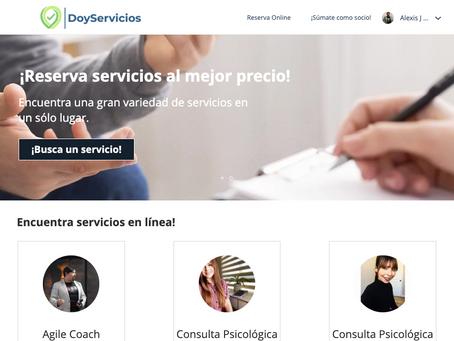 DOYSERVICIOS.CL  EL EMPRENDIMIENTO DE UN AMIGO
