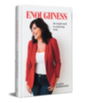 Enoughness, The Simple Truth to Embracing YOU.
