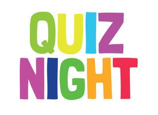 Quiz Night - Friday 27 March @ 8pm