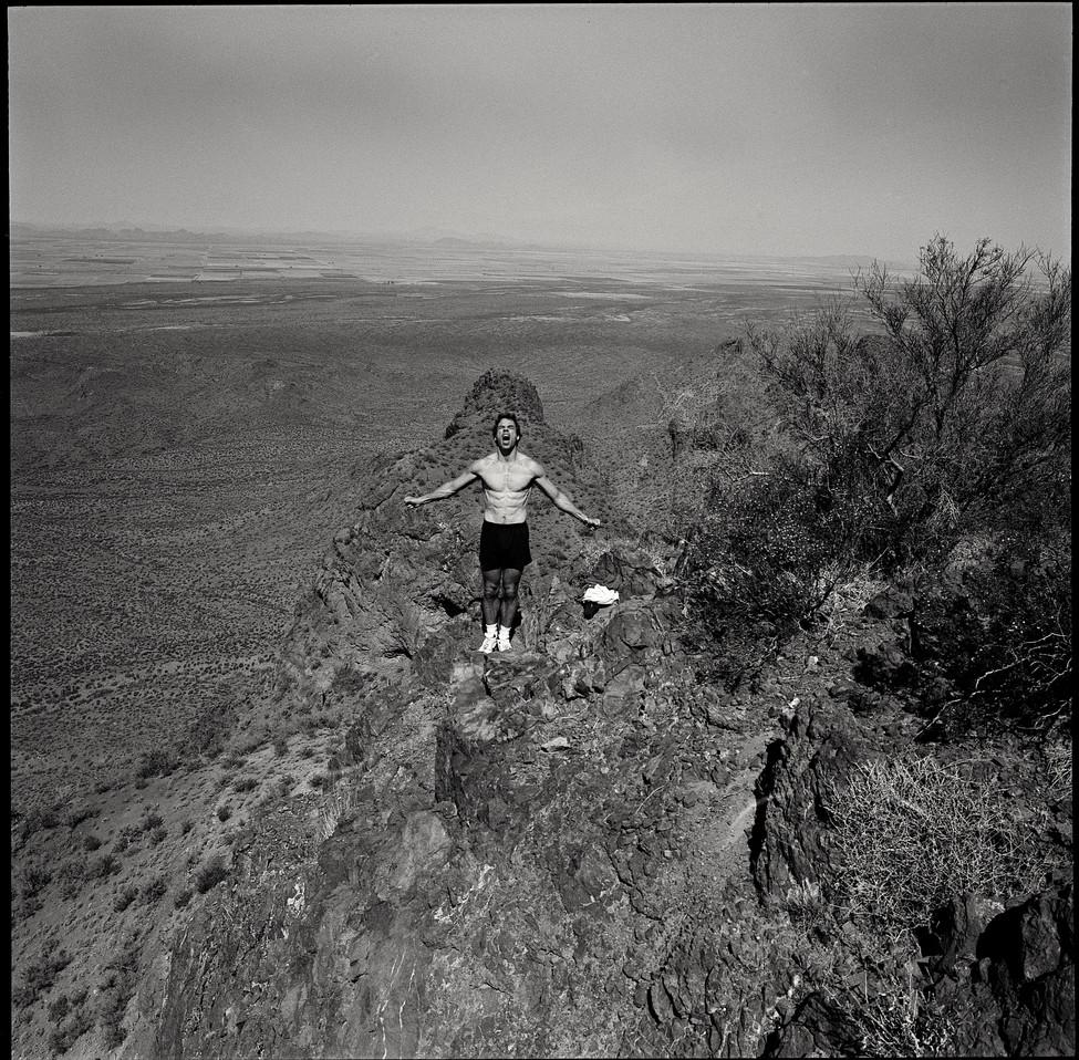 Picacho Peak, Arizona, 1994