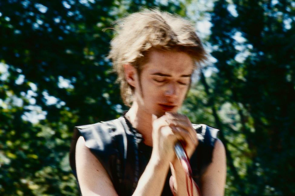 Blixa Bargeld, 1984