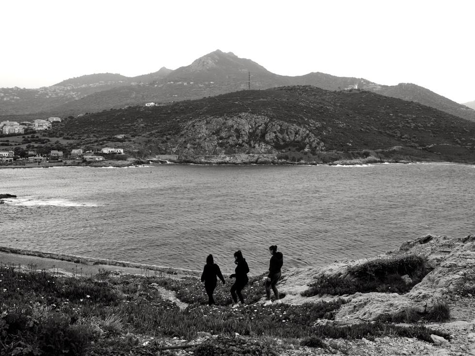 Île Rousse, Corsica, 2019