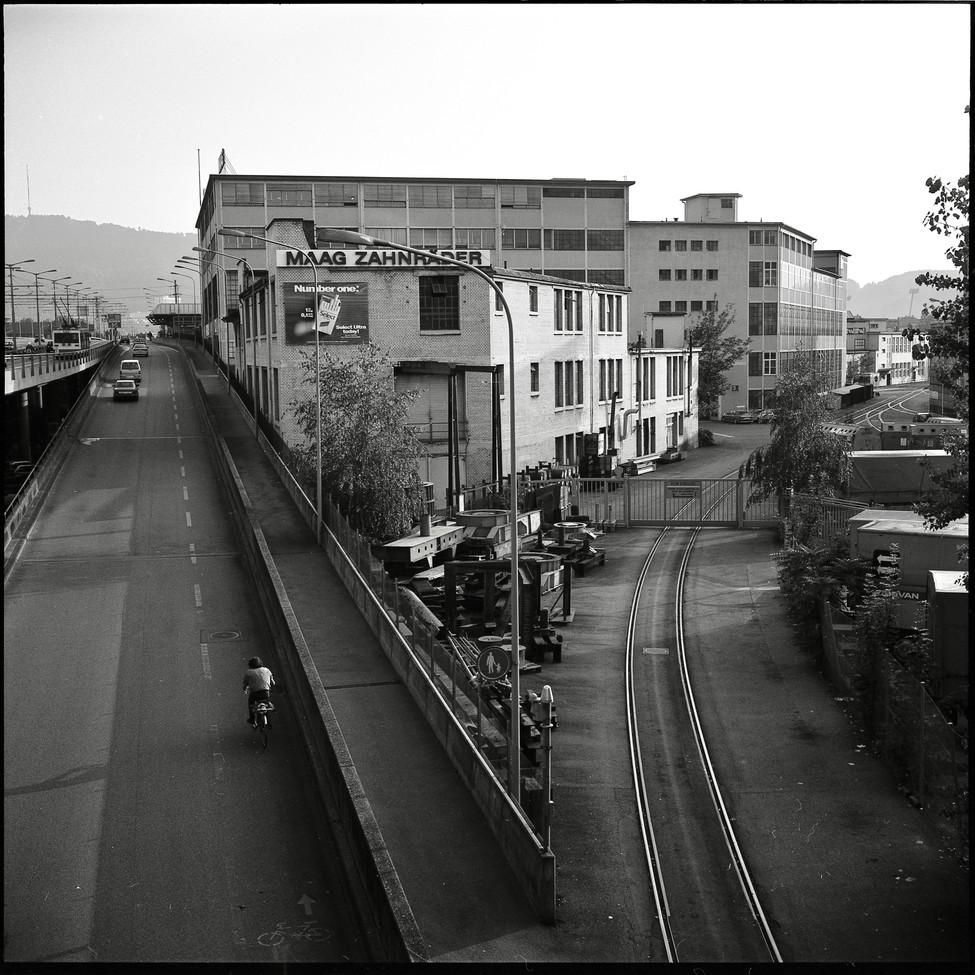 Zürich, Kreis 5, 1992