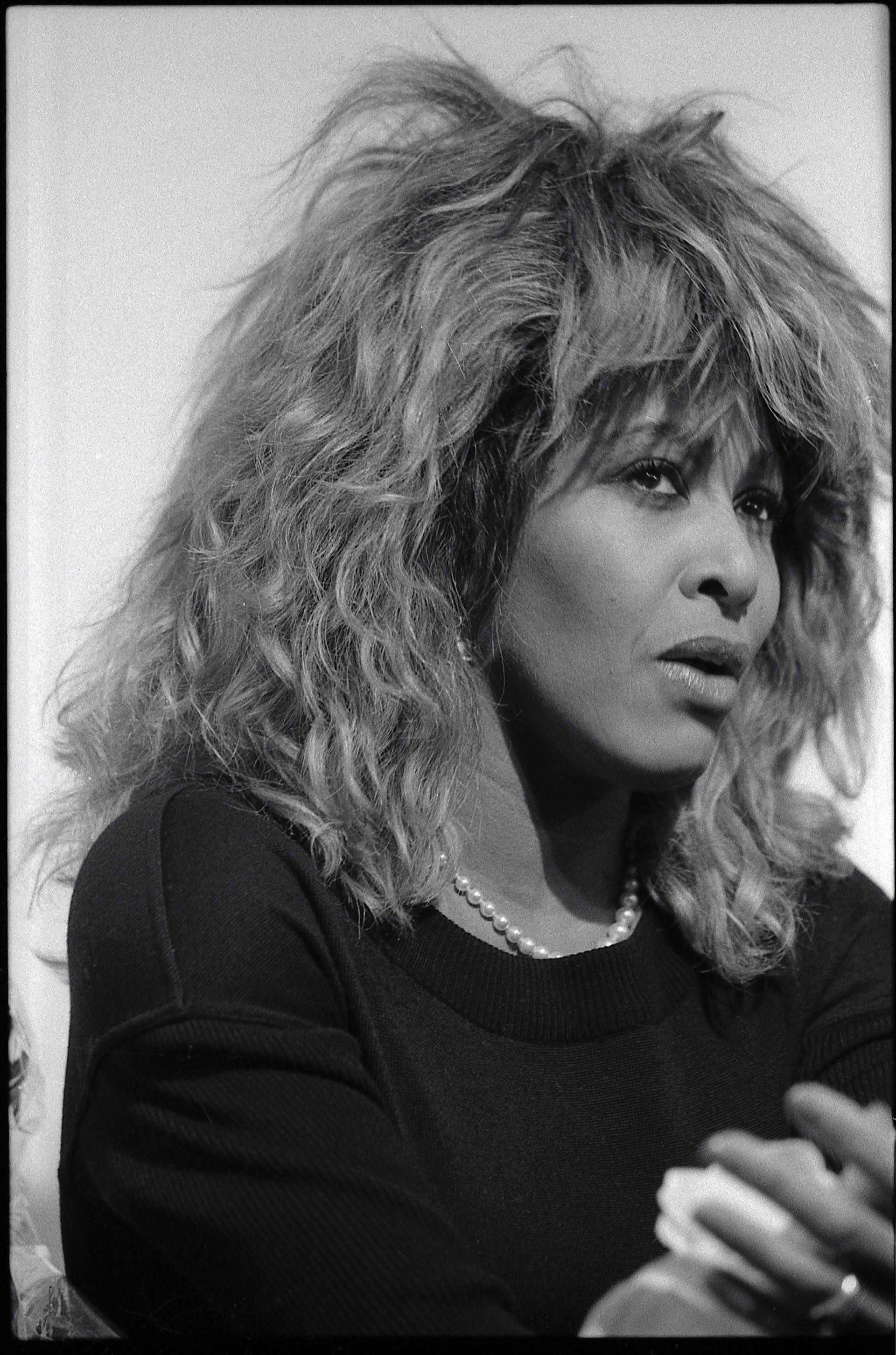 Tina Turner, Zürich, 1986